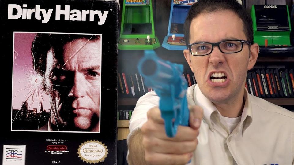 s12e02 — Dirty Harry (NES)
