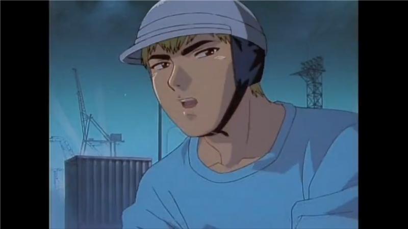 s01e26 — Onizuka Meets His Match