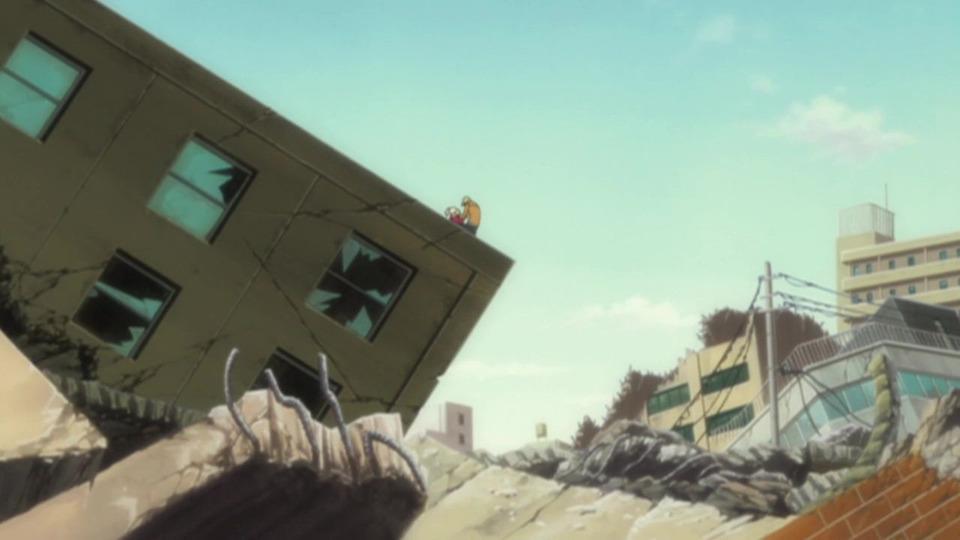 s14e24 — Byakuya vs. Kenpachi?! The Melee Commences