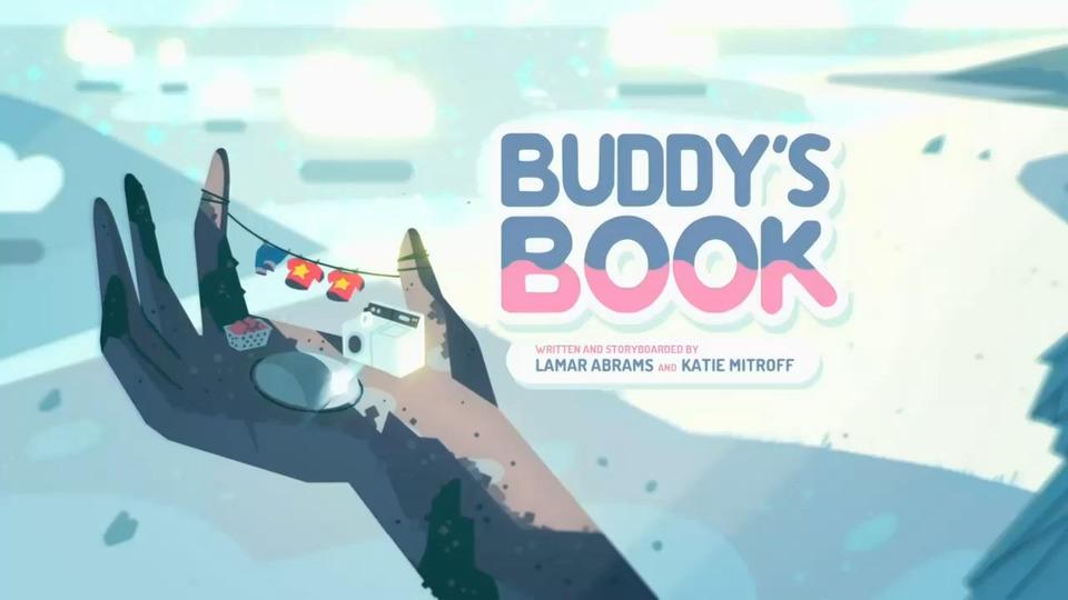 s04e03 — Buddy's Book
