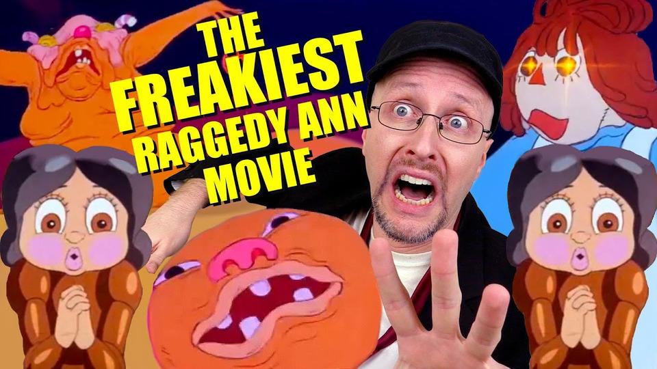 s14e02 — The FREAKIEST Raggedy Ann Movie
