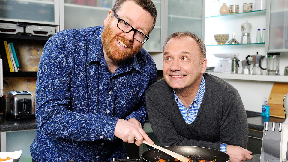 s01e05 — Frankie Boyle and Bob Mortimer's Cookery Show
