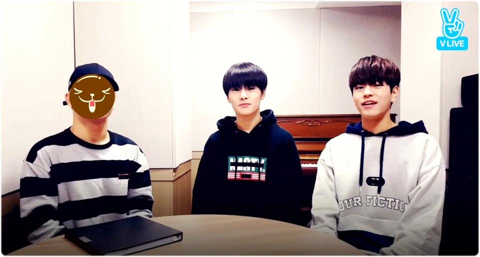 s2018e09 — [Live] Vocal line surprise V LIVE♡