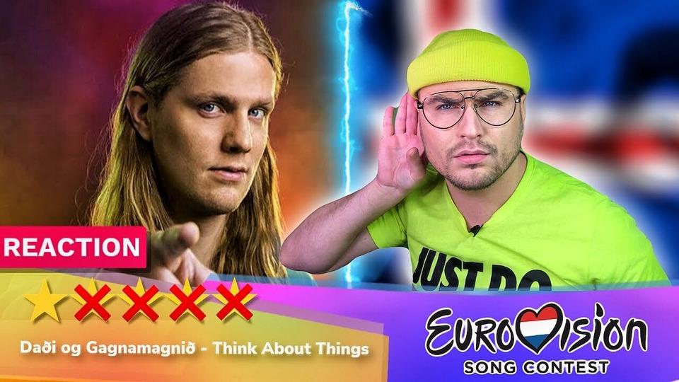 s04e30 — Daði og Gagnamagnið— Think About Things— РЕАКЦИЯ (Исландия Евровидение 2020 Eurovision Iceland)
