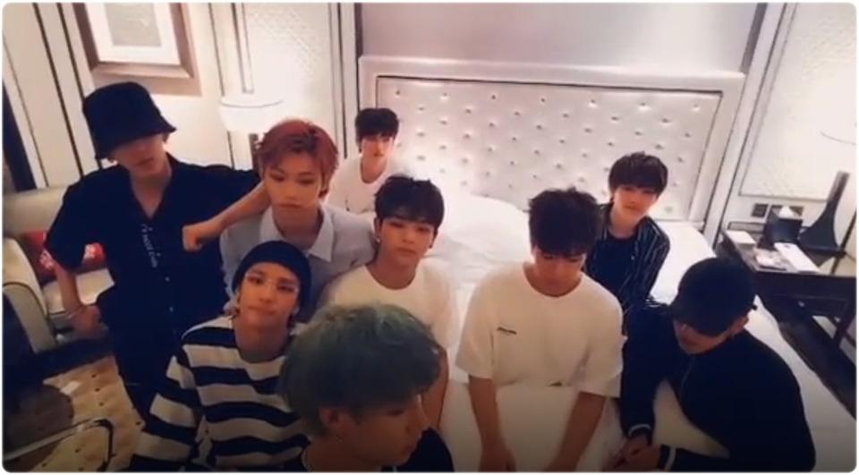 s2018e171 — [Live] 태국도 잘 마쳤습니당~! 🖤