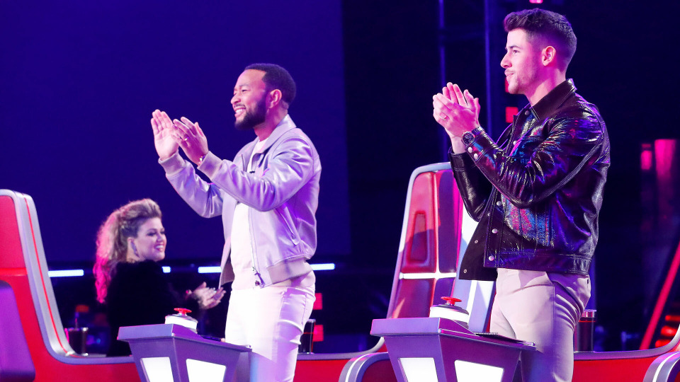 s20e03 — The Blind Auditions, Part 3