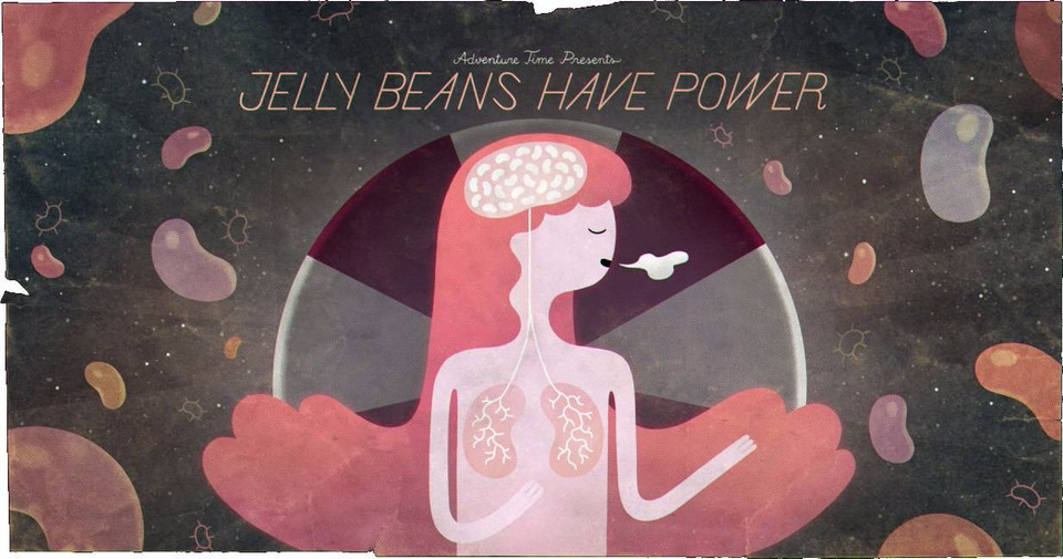s08e06 — Jelly Beans Have Power
