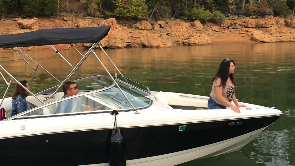 s2018e02 — Permanent Pad on Norris Lake, Tennessee