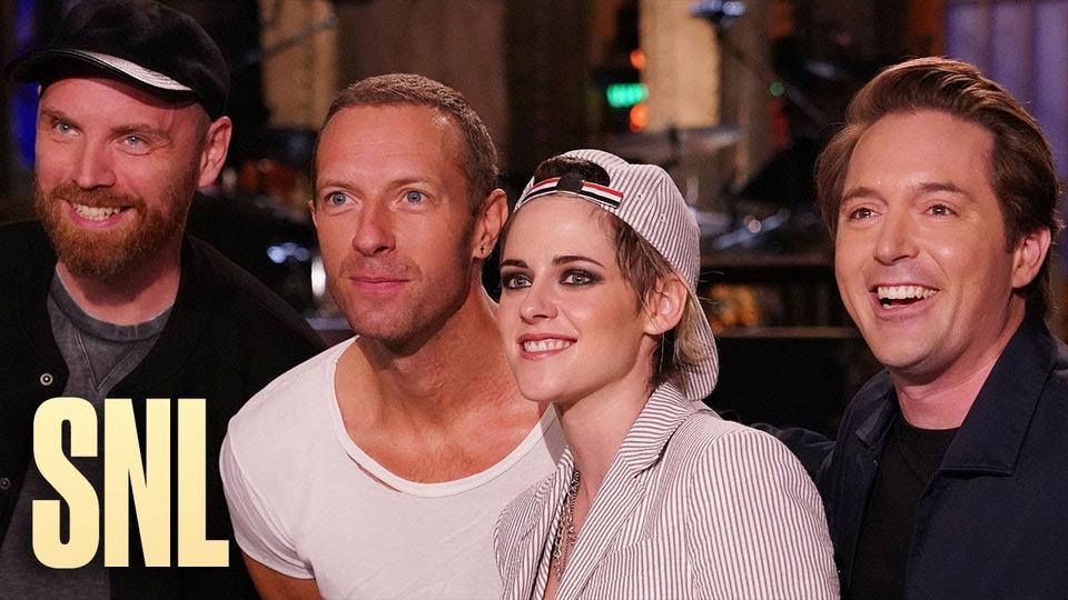 s45e05 — Kristen Stewart / Coldplay