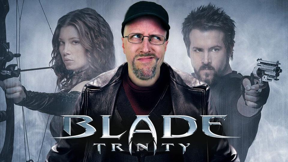 s14e18 — Blade: Trinity