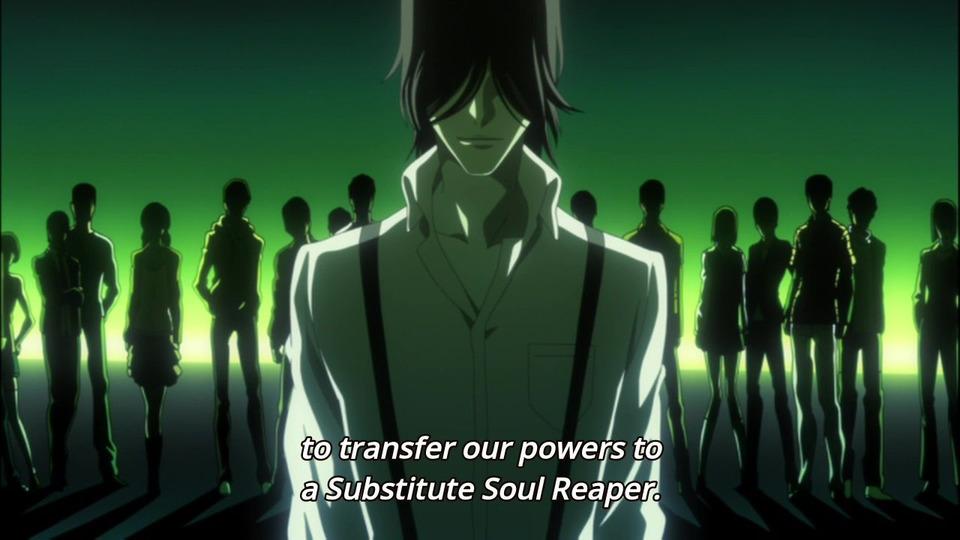 s16e08 — The Man Who Killed A Shinigami Substitute?! Tsukishima Makes His Move