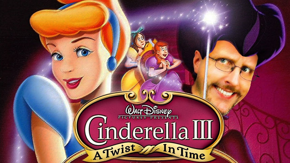 s14e34 — Cinderella III: A Twist in Time