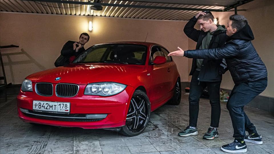 s04e88 — Купили лучший авто за160к. Миссия Saab