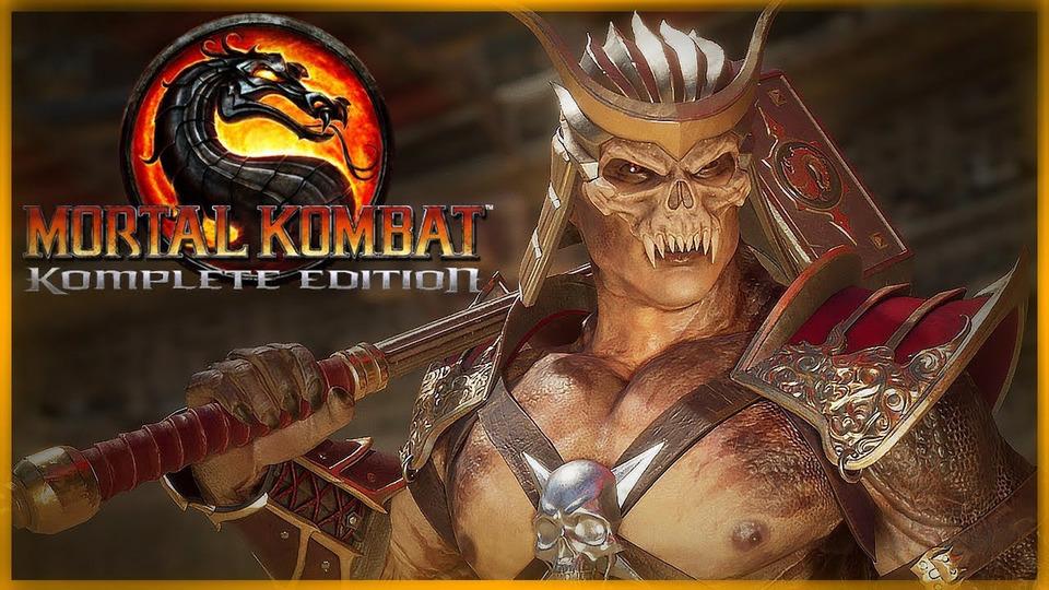 s11e222 — ПЕРВАЯ БИТВА СШАО КАНОМ ● Mortal Kombat 9 Komplete Edition (Прохождение) #5