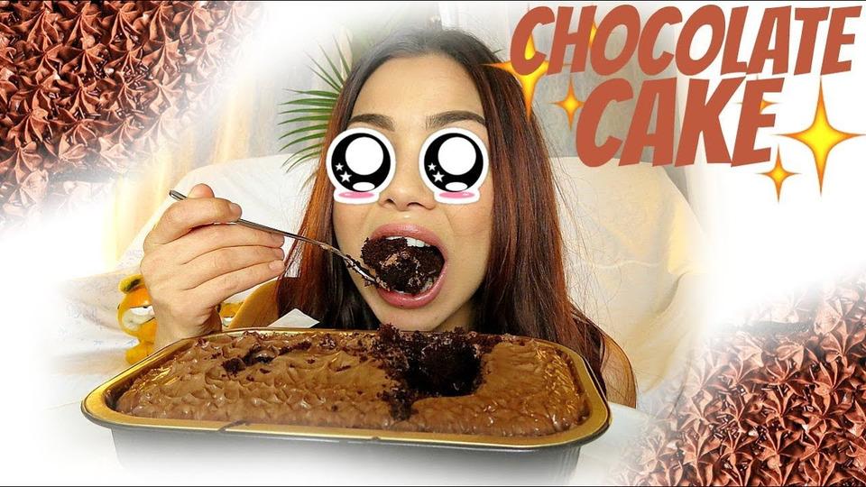 s04e56 — CHOCOLATE CAKE 먹방 MUKBANG FT. BEST FIENDS
