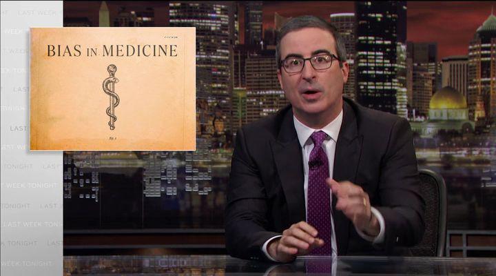s06e21 — Bias in Medicine