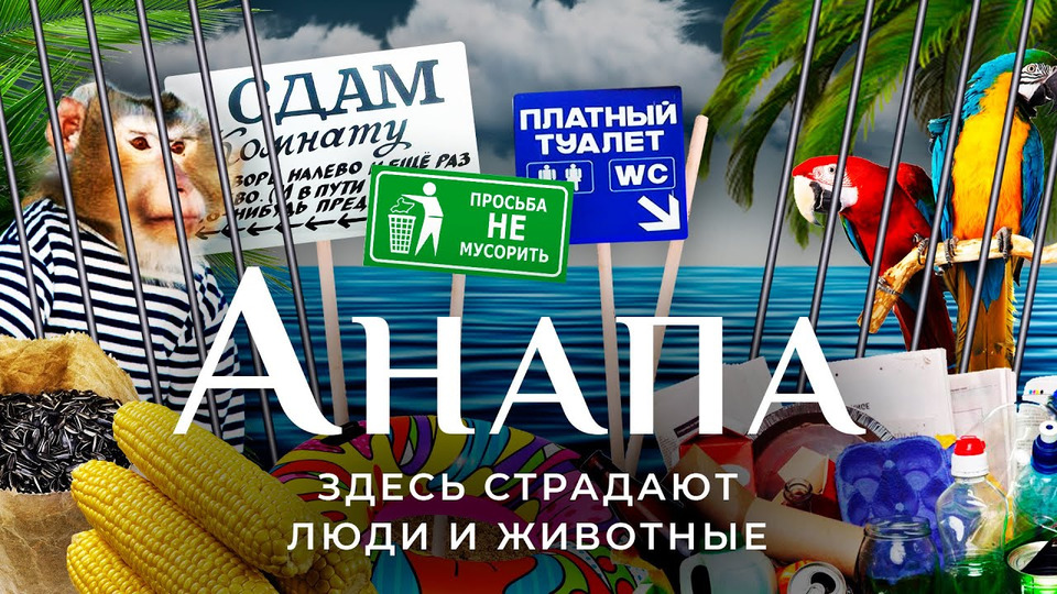 s05e113 — Анапа: город-живодерня | Как уничтожили главный советский курорт