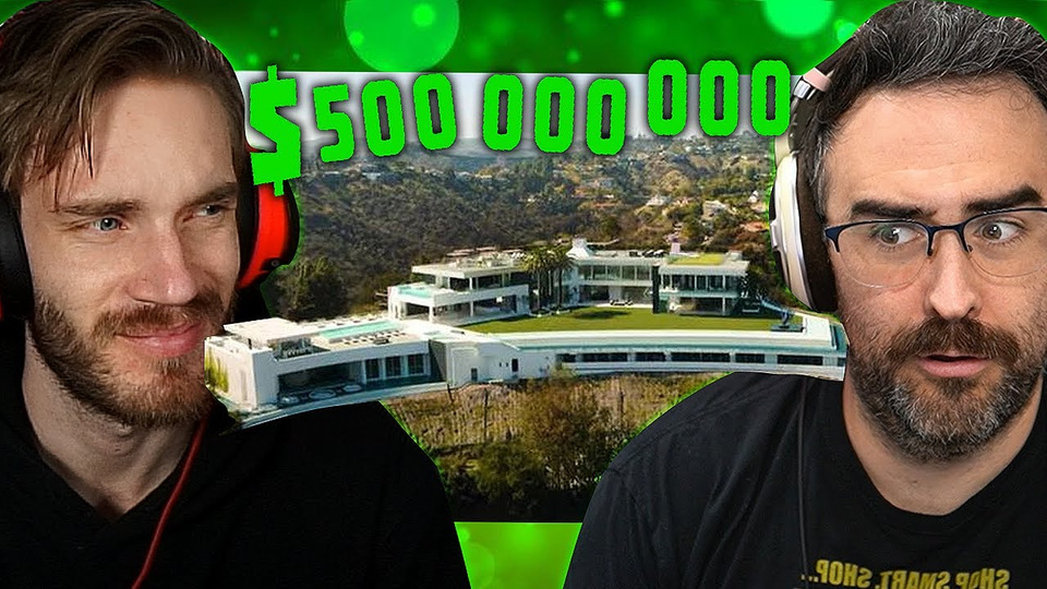 s12e78 — Reacting To The Worlds Biggest House ($500 000 000)