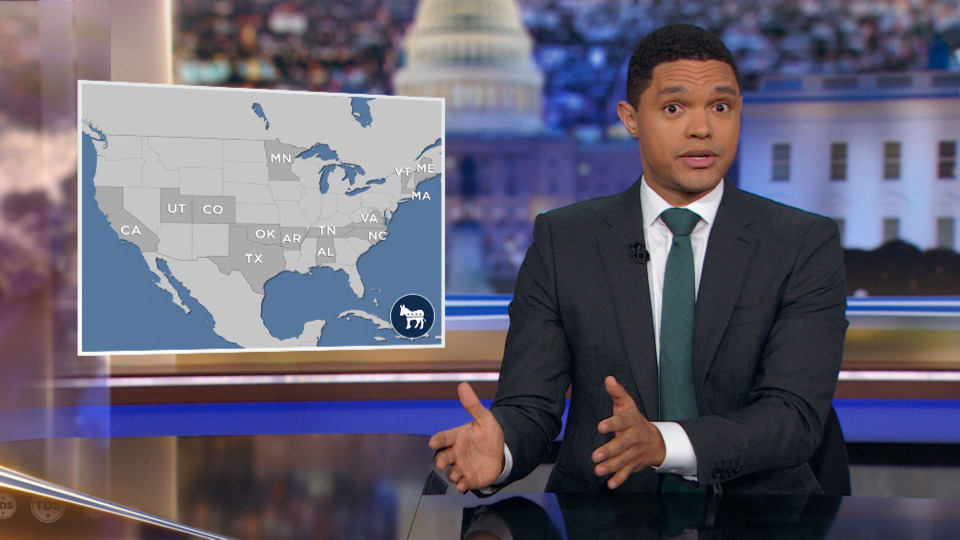 s2020e29 — Votegasm 2020: Super Tuesday—Enough of this One-State-at-a-Time-Bullshit