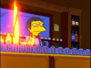 s03e10 — Flaming Moe's