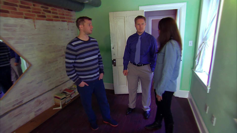 s2014e18 — Young Architects Take On Their First Renovation in Baltimore, Maryland