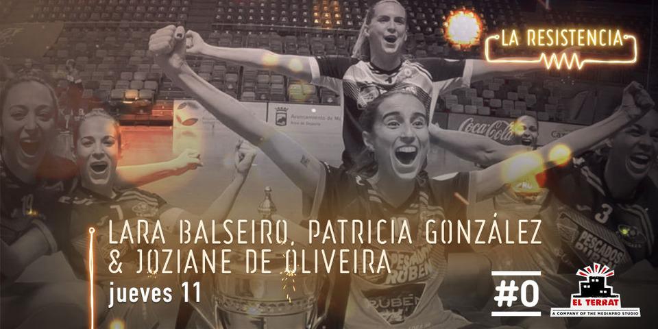 s04e78 — Lara Balseiro, Patricia González & Joziane de Óliveira