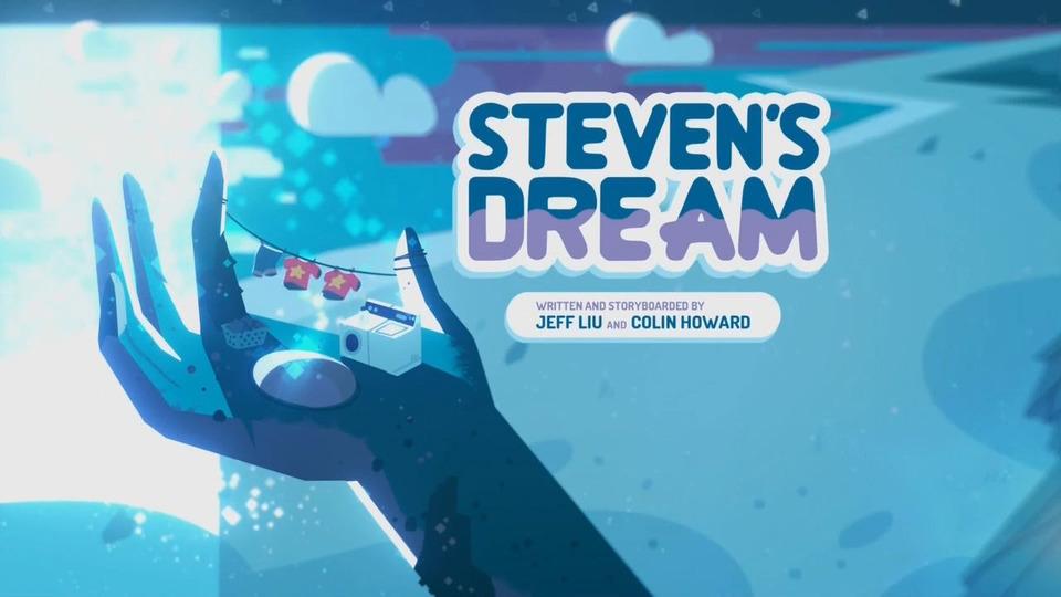 s04e10 — Steven's Dream