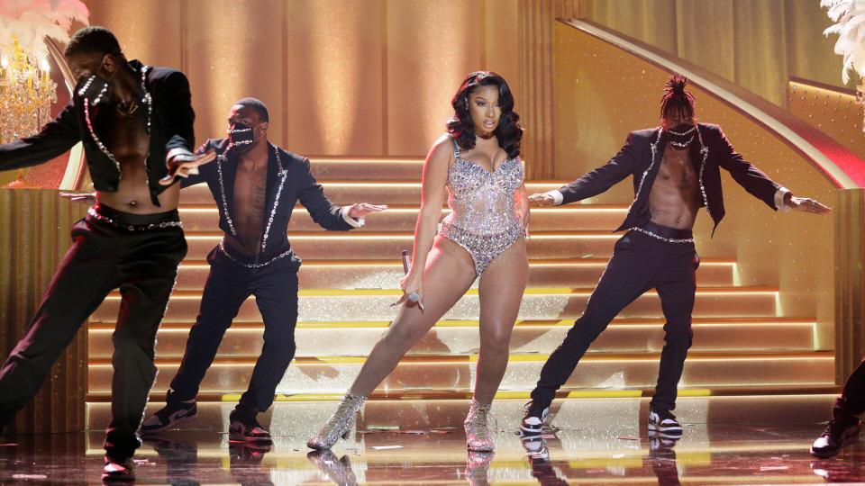 s2021e01 — The 63rd Annual Grammy Awards