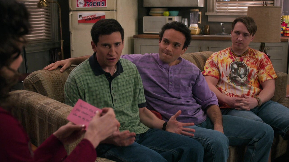 s08e18 — The Dating Game