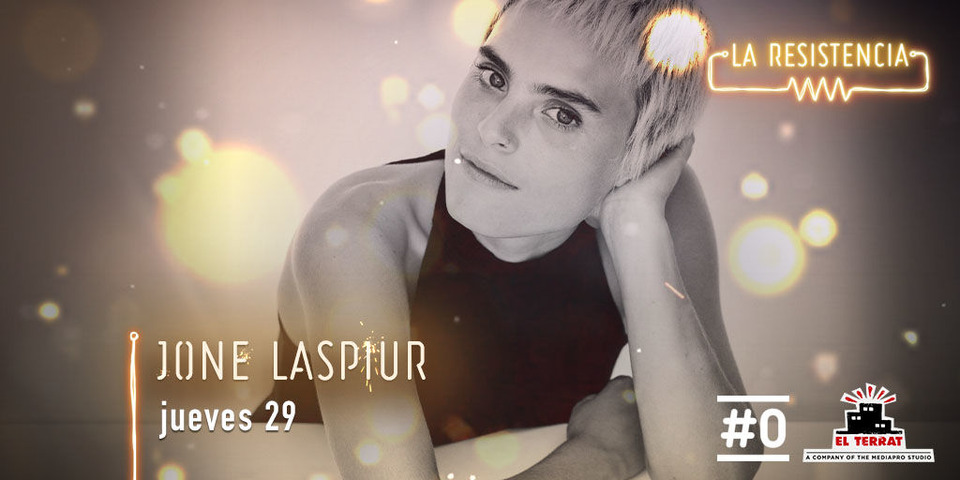 s04e27 — Jone Laspiur