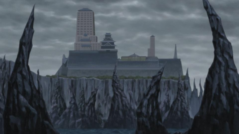 s01e141 — The Shinobi Prison: Hozuki Castle