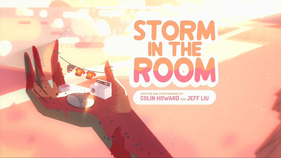 s04e16 — Storm in the Room