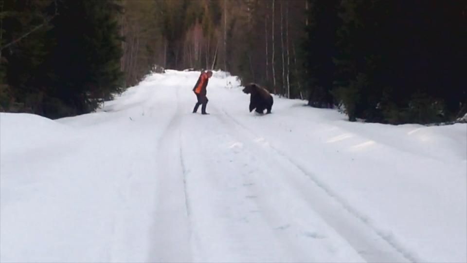 s01e07 — Scare The Bear