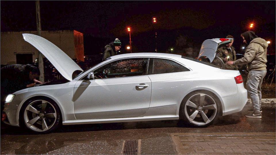 s04e87 — Купили самую дешёвую Audi RS 5 вРоссии!