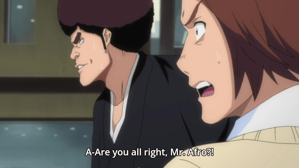 s14e42 — Emergency Situation! Aizen, New Evolution!