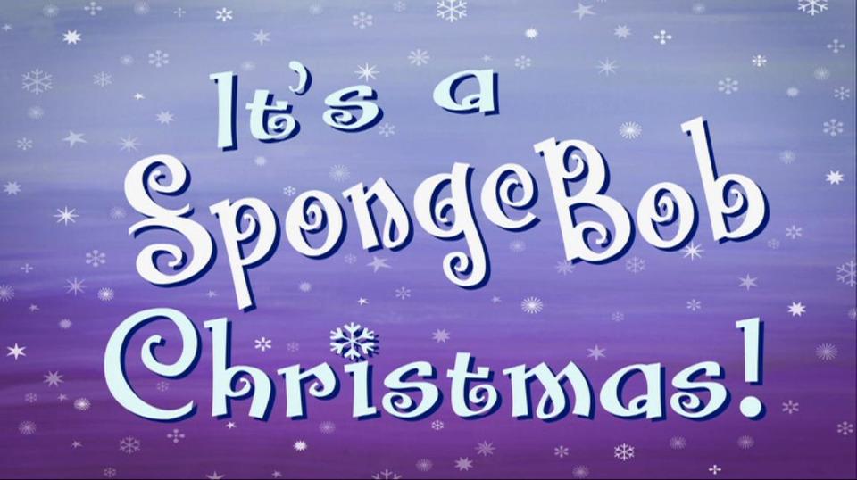 s08e42 — It's a SpongeBob Christmas!