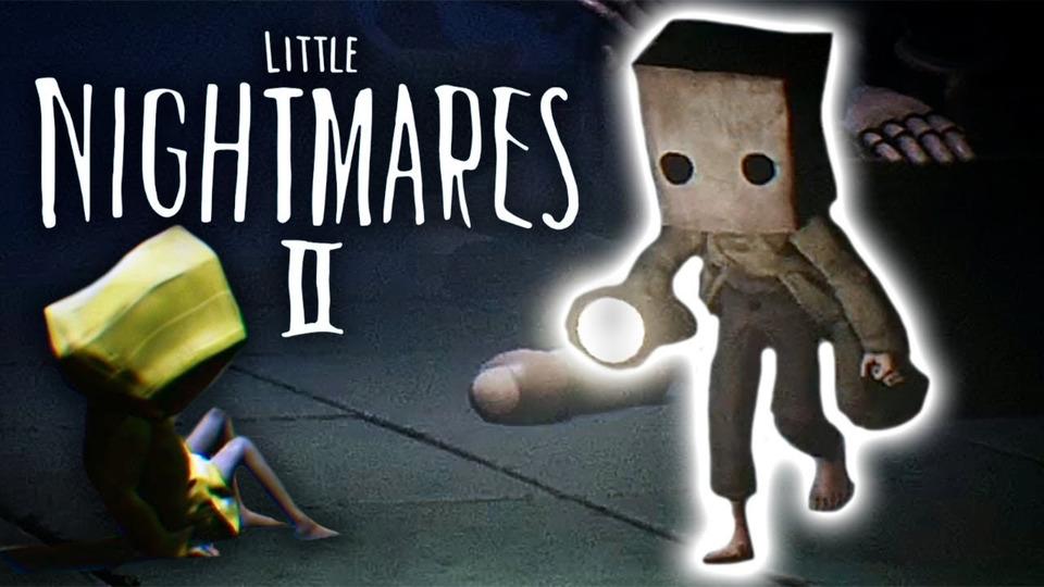 s74e00 — Little Nightmares 2 ► ТЕПЕРЬ ИХДВОЕ