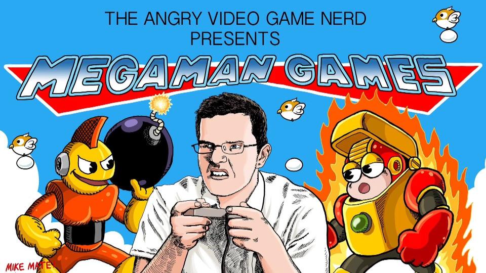 s10e01 — MEGA MAN Games (DOS, PS1, PS2)