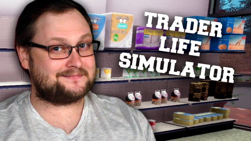 s76e09 — Trader Life Simulator #9 ► ПЕРЕДЕЛКА СУПЕРМАРКЕТА