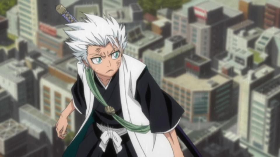 s14e14 — Hirako and Aizen...the Reunion of Fate!