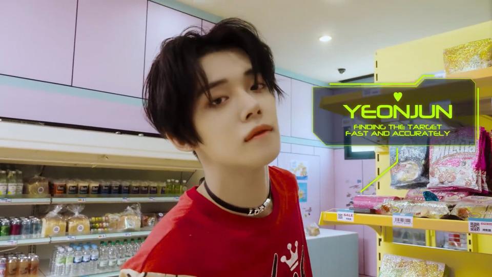 s2021e104 — [Concept Clip] The Chaos Chapter: FIGHT OR ESCAPE «ESCAPE» (Yeonjun)