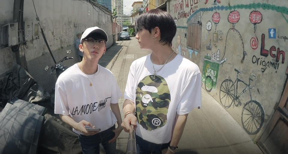 s2018e245 — [Street Ver.] «극과 극 (N/S)»