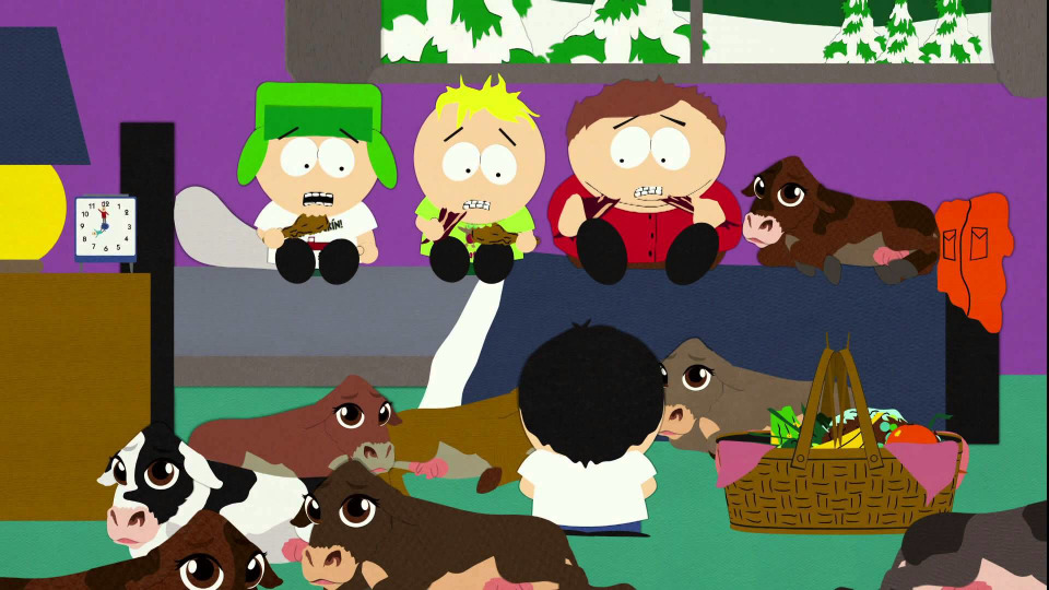South park online dating