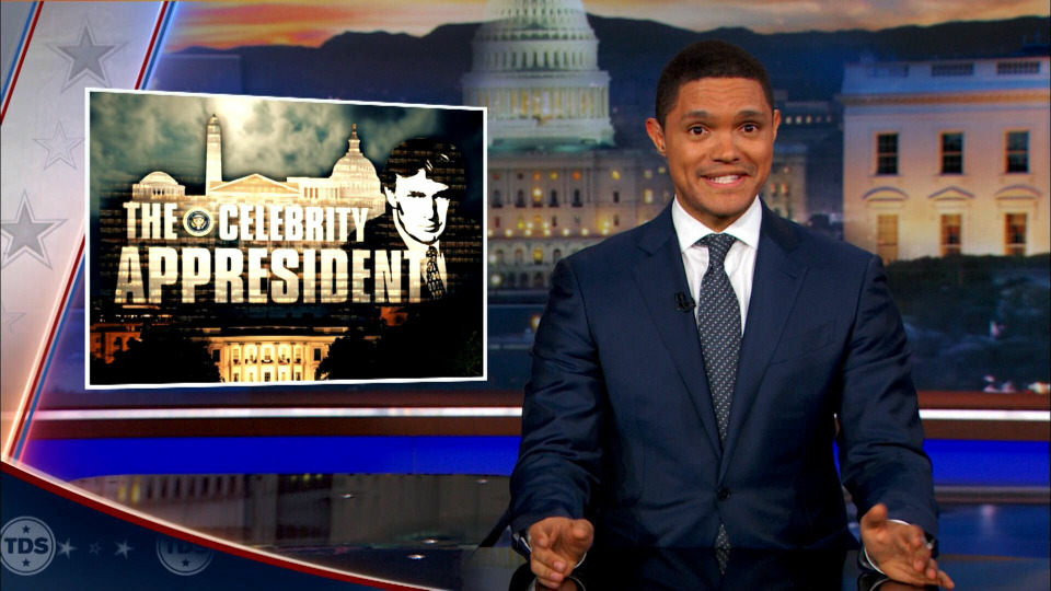s2017e12 — The Celebrity Appresident: Inauguration Day 2017