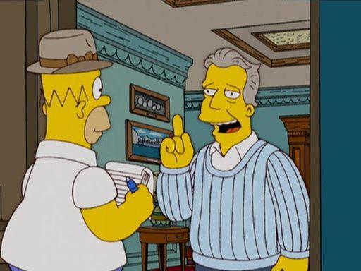 s17e10 — Homer's Paternity Coot