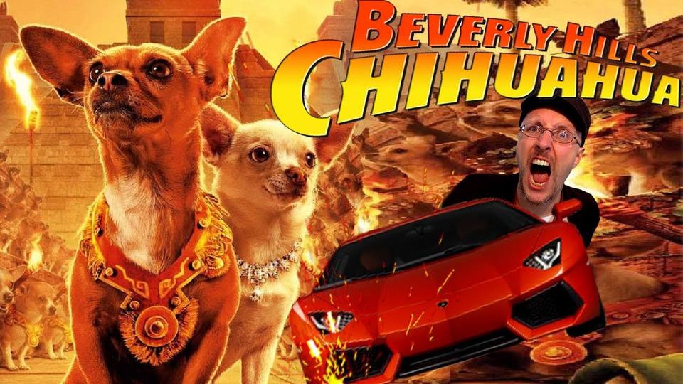 s13e03 — Beverly Hills Chihuahua