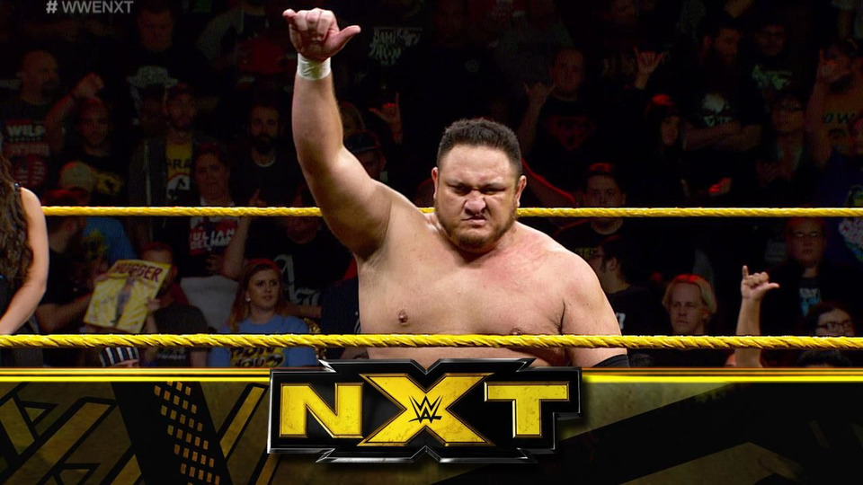 s10e13 — Main Event: Samoa Joe vs Bull Dempsey