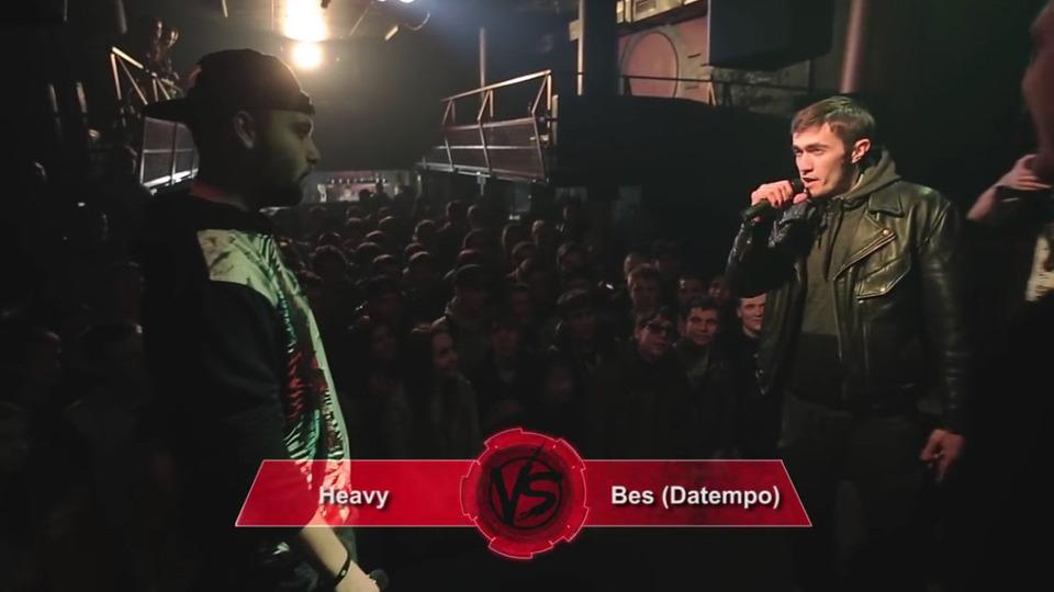 s02e11 — Versus Main Event #4 (сезон II): Bes (Datempo) VS Heavy