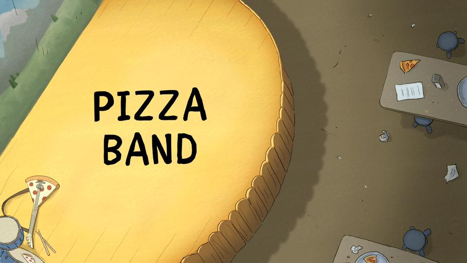 s04e28 — Pizza Band
