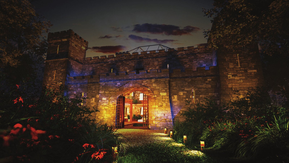 s12e01 — Roscommon, Ireland: Cloontykilla Castle